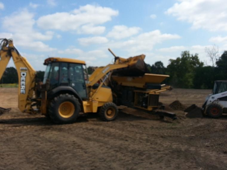 Premium Topsoil Production